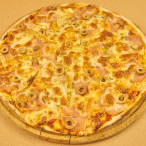 Pizza Capriciosa 02
