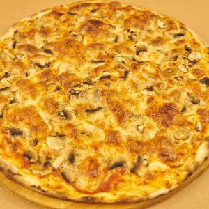 Pizza Funghi 02
